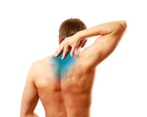 Can herniated disc cause shoulder and upper back pain and burning?