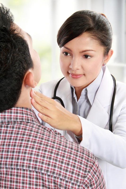 What do they do to scan my thyroid nodule?
