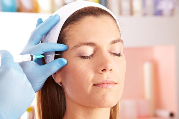 What are the side effects of botox injections?