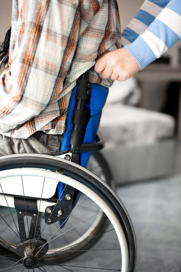 What is spastic bilateral  quadriplegia?