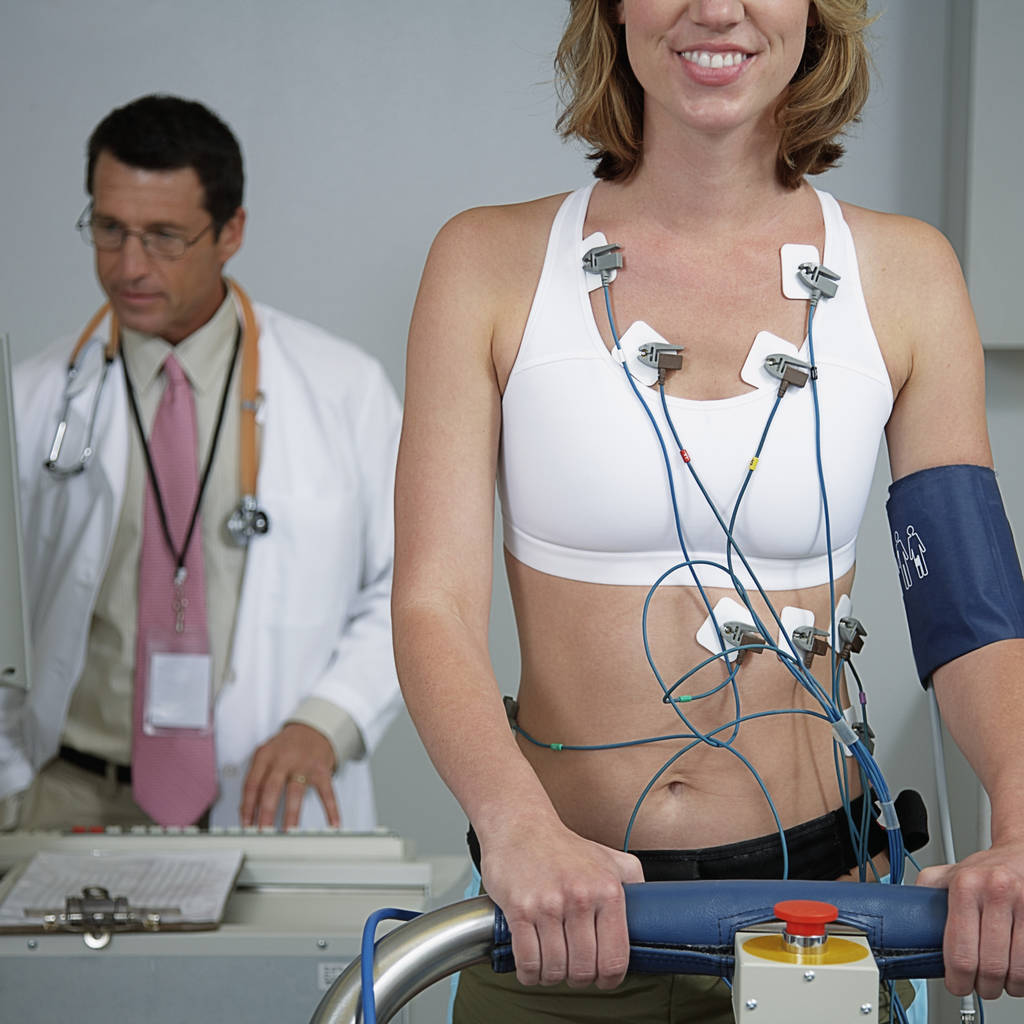 Stress Test Doctor: Medical Clearance For Sports
